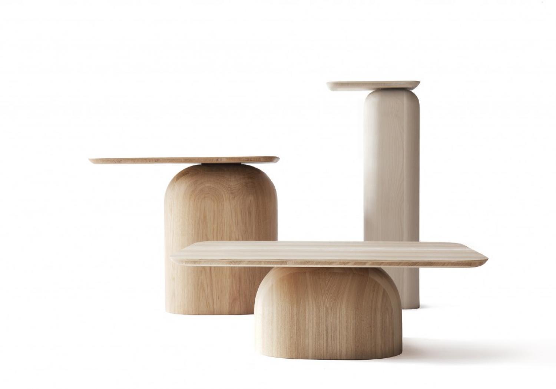 April tables by Alfredo Häberli
