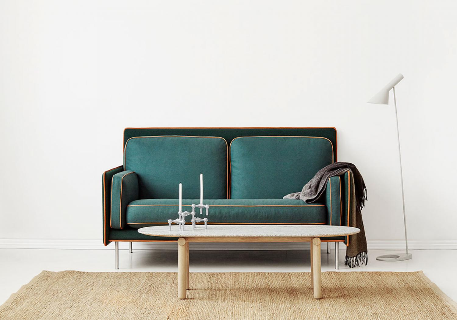 Hector Sofa, Erik Jørgensen, Furniture of the year 2016, holm° | great northern indoors