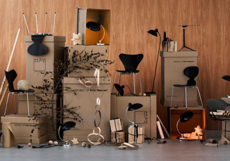 Grand Prix - Arne Jacobsen - Fritz Hansen