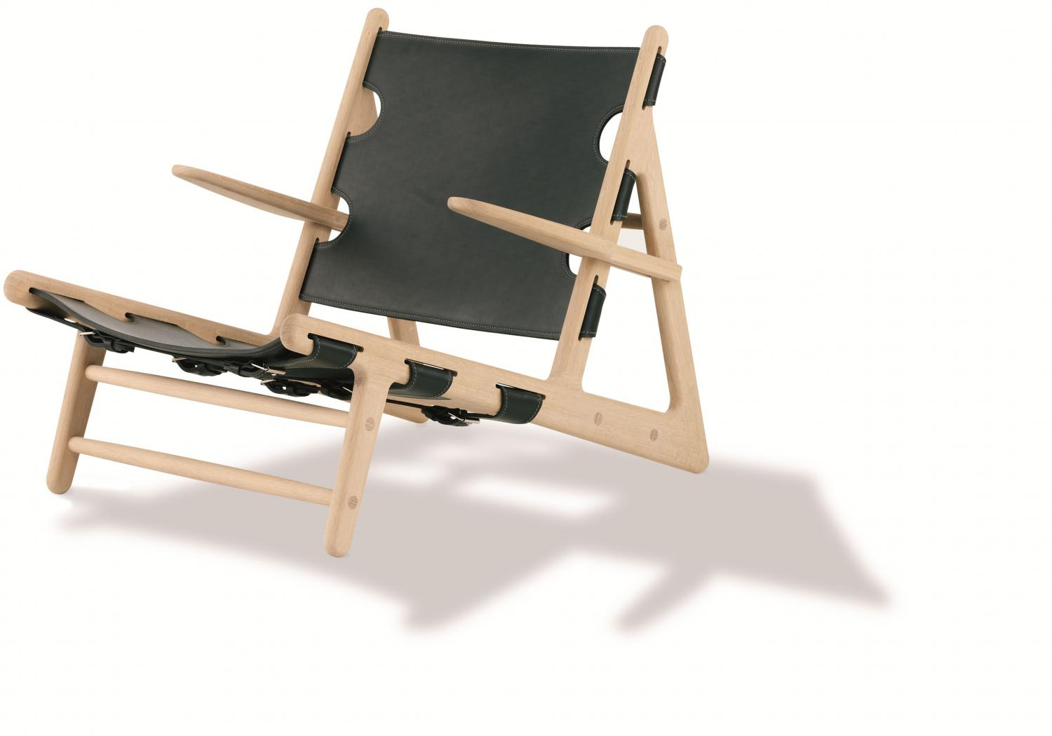 "The Spanish Chair, The Hunting Chair and the ""Compartment Sofa"" by Børge Mogensen from Fredericia"