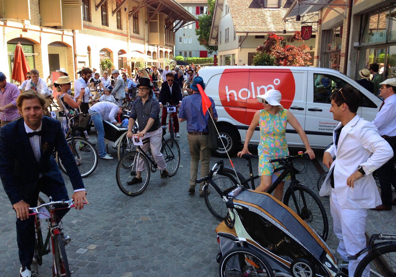 Saturday Style Ride, Hürlimann Areal
