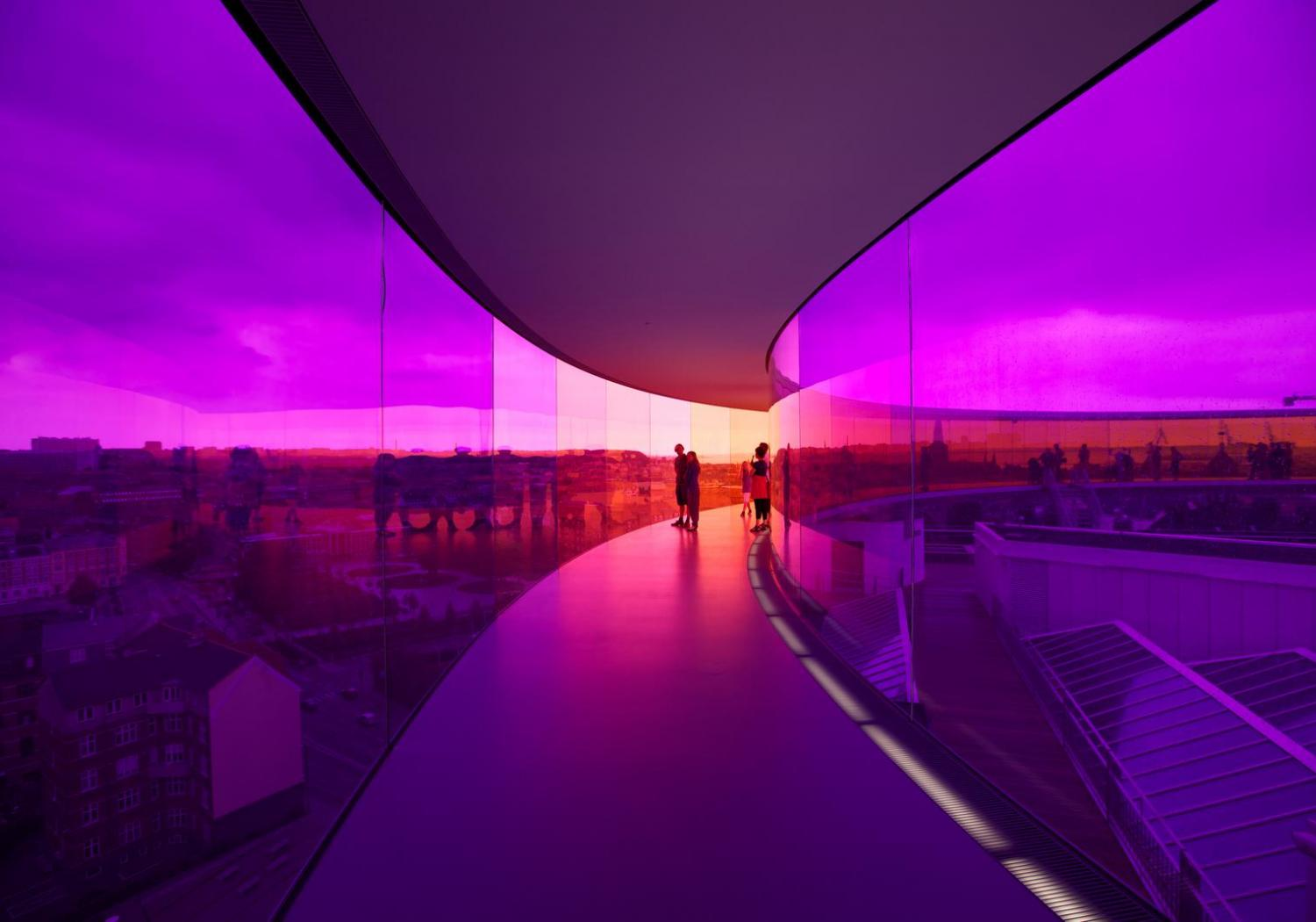 Your Rainbow Panorama | http://olafureliasson.net |
