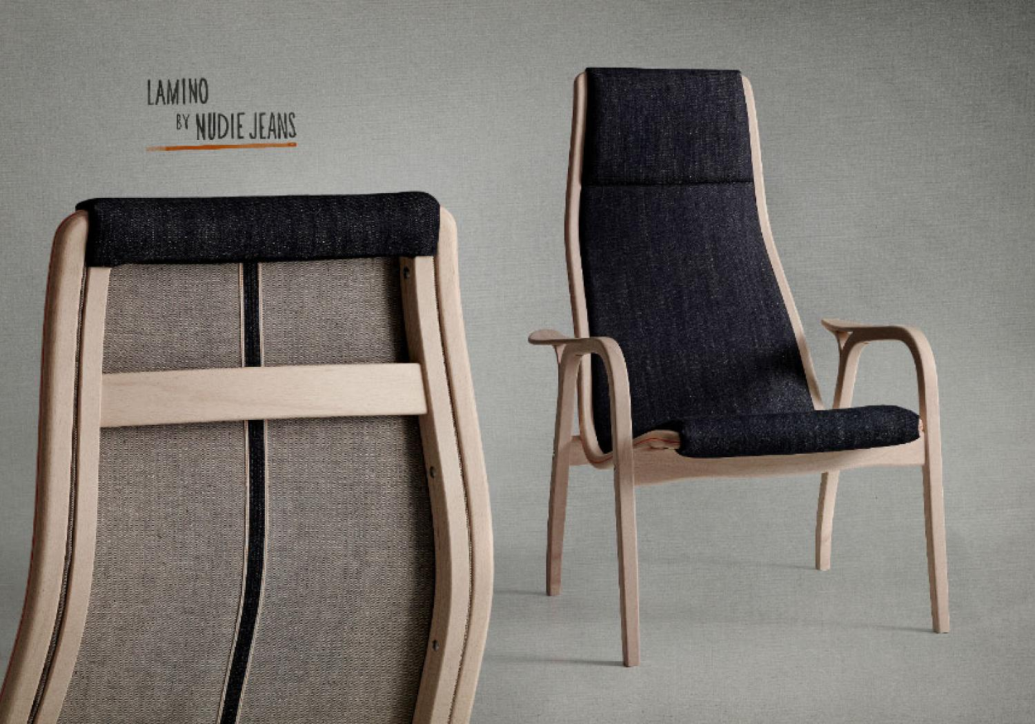 Lamino by Nudie Jeans | Swedese | Limited Edition