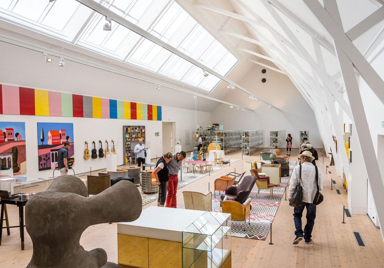 Vandalorum Kunstgalerie - Mats Theselius Design
