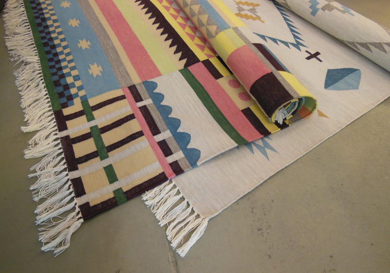 Oyyo - Swedish carpets extraordinaire!