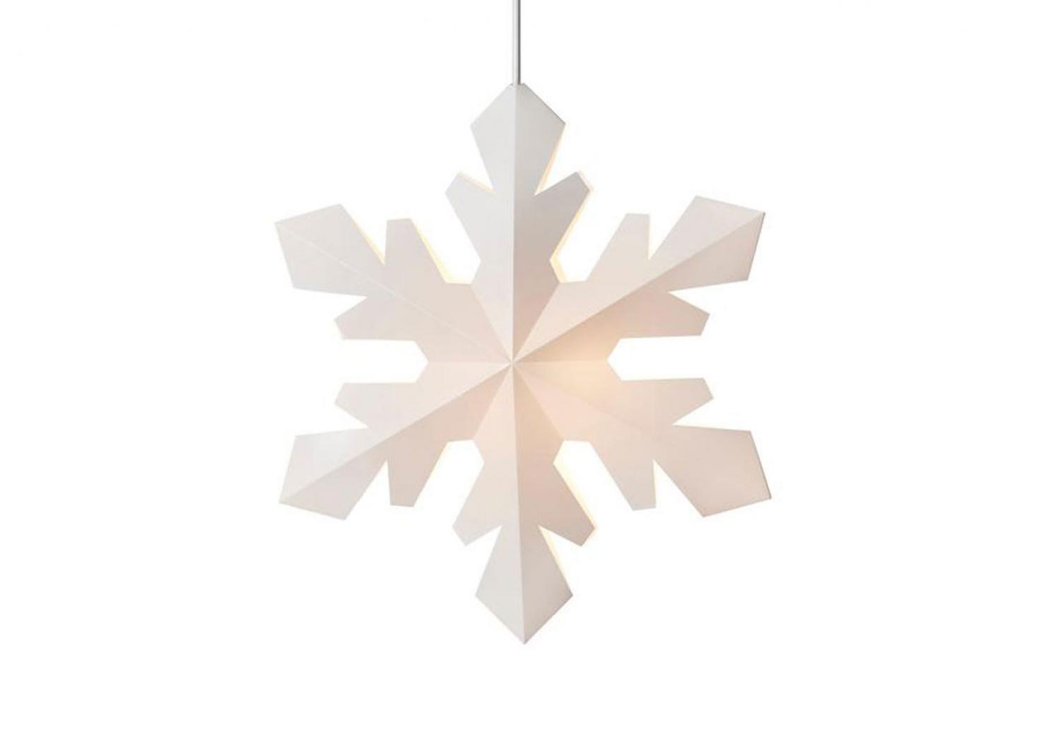 Snowflake Le Klint | The love & Light Project