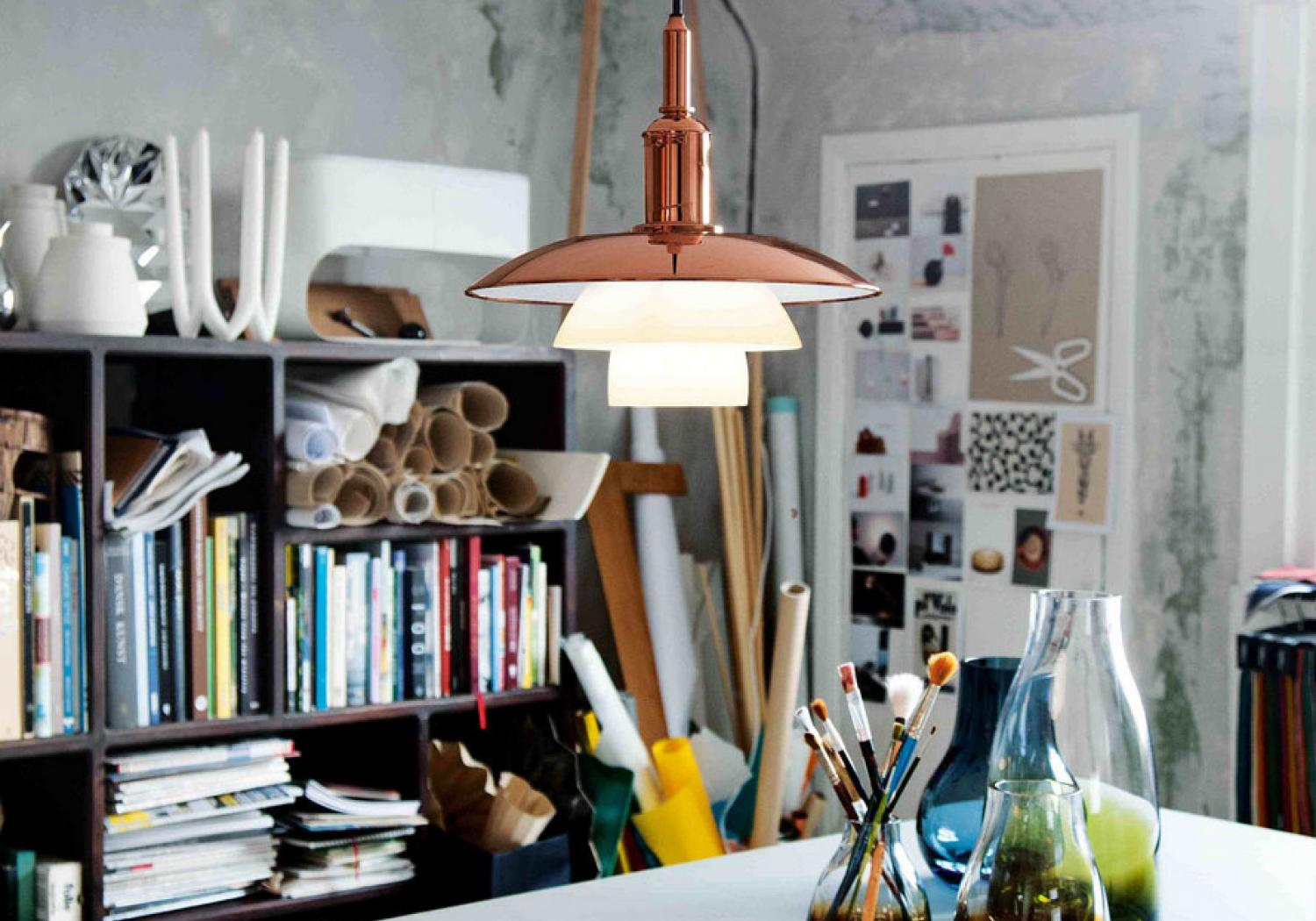 Poul Henningsen and Hans J. Wegner in Alto Magazine