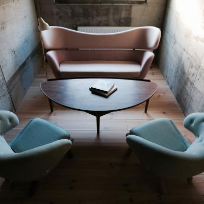 Finn Juhl Boutique Hotel, Hakuba | Great Northern Indoors