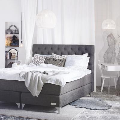 CS pocket springs from Carpe Diem Beds of Sweden