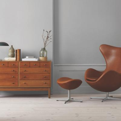 Fritz Hansen Egg Chair Arne Jacobsen