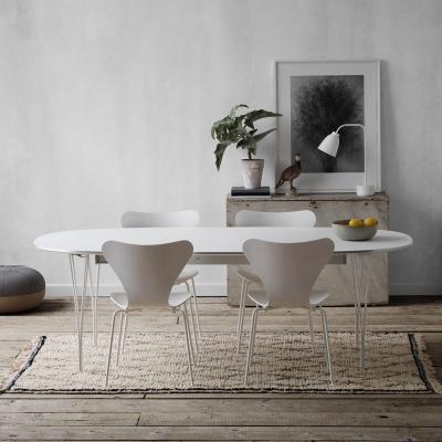 Super-Elliptic Table