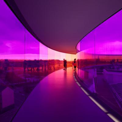 Your Rainbow Panorama | http://olafureliasson.net |