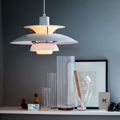 PH5 Classic entworfen von Poul Henningsen