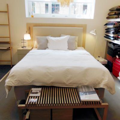 Bedroom ideas: Carpe Diem Beds of Sweden / Skagerak / Asplund / Gubi / Mandal Veveri