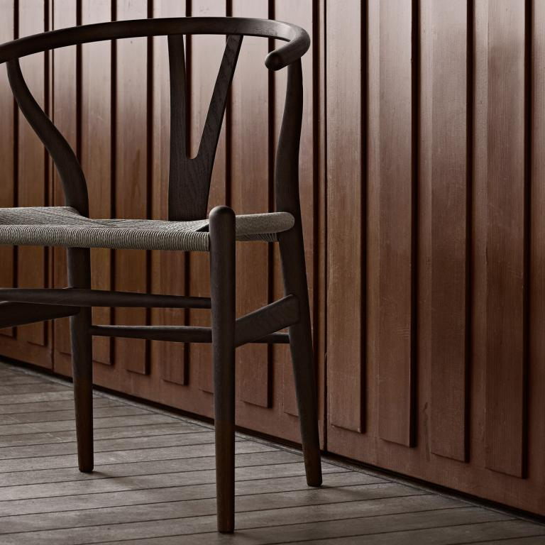 ch24 wishbone chair Hans J. Wegner